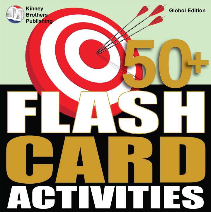50 Plus Flash Card Activities Kinney Brothers Publishing