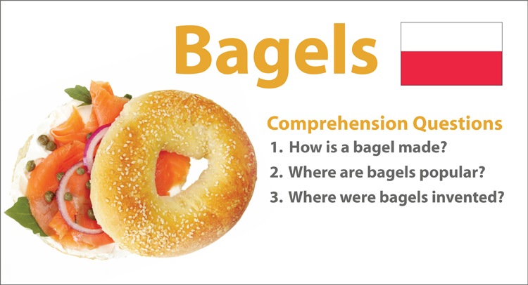 Bagels- Kinney Brothers Publishing