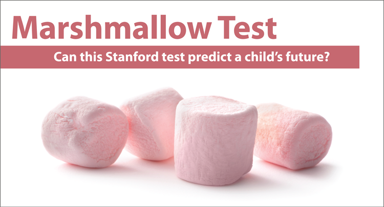 Marshmallow Test- Kinney Brothers Publishing