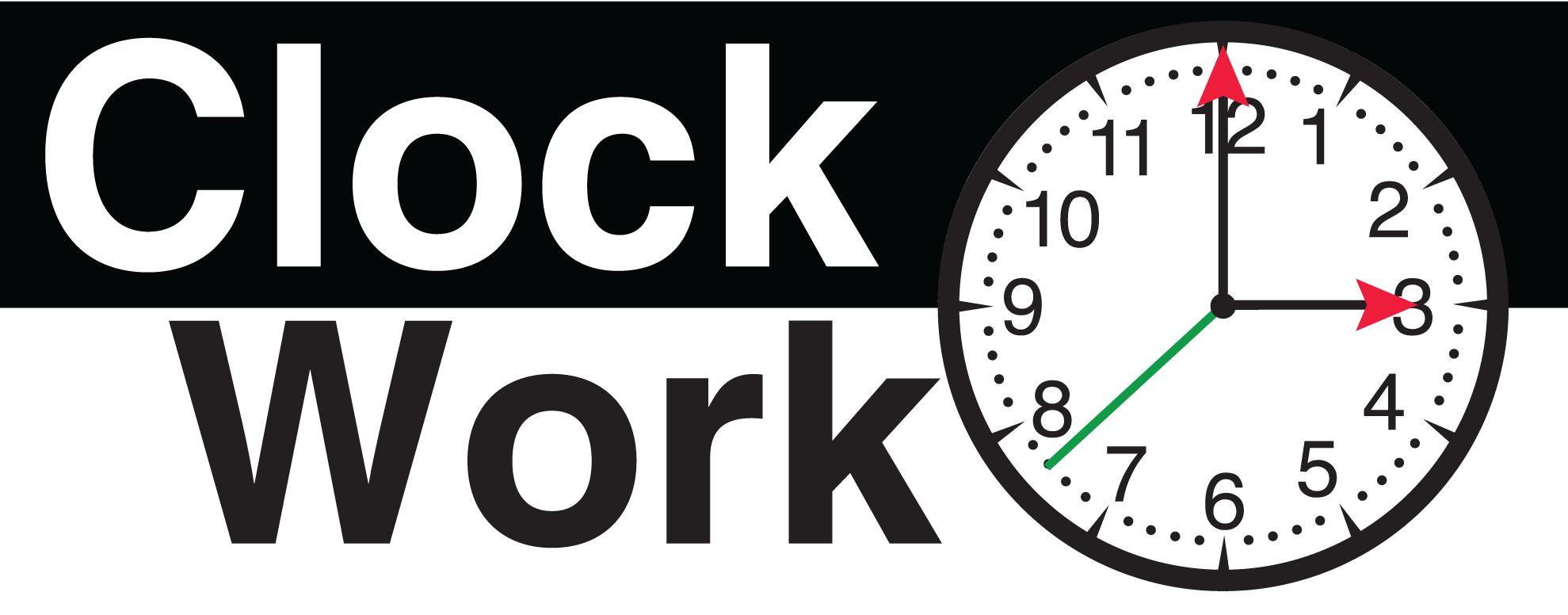 Kinney Brothers Publishing Clock Work