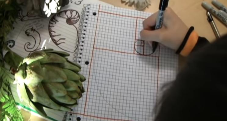 Khan Academy - Fibonacci Spirals