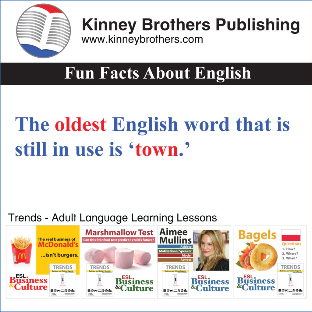 Fun Facts About English 9 Kinney Brothers Publishing