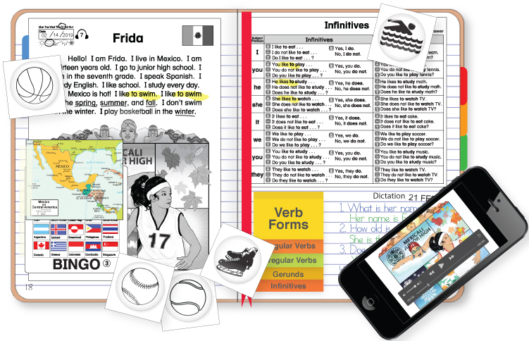 Interactive Notebooks (INBs) - Kinney Brothers Publishing