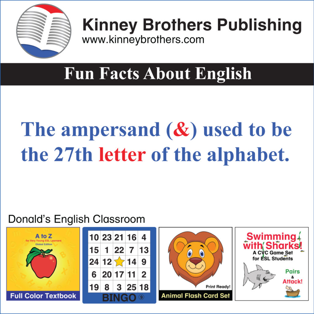 Donald's English Classroom