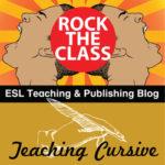 Teaching Cursive Kinney Brothers Publishing