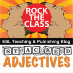 Teaching Stacked Adjectives Kinney Brothers Publishing