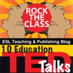 10 Education Talks Kinney Brothers Publishing