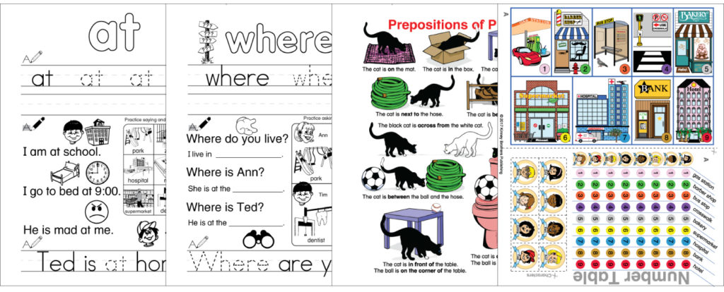 Worksheets Kinney Brothers Publishing