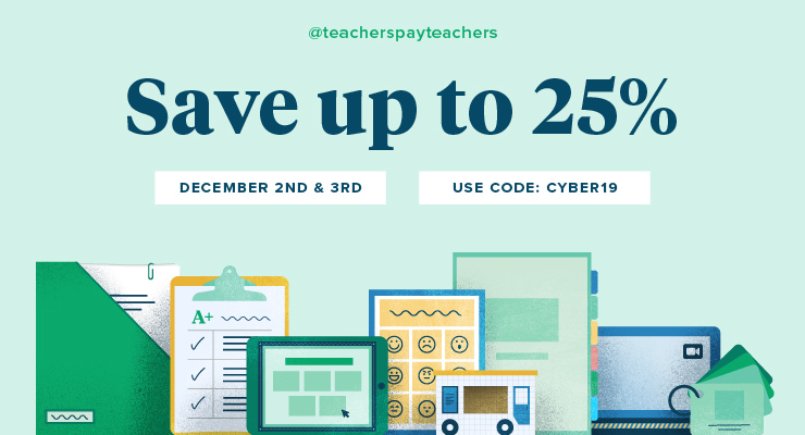 Donald's English Classroom 2019 Cyber Sale