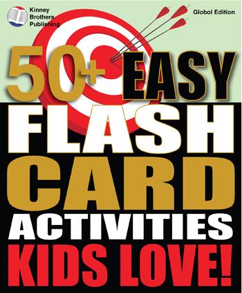 50 Easy Flash Card Activities KIds Love