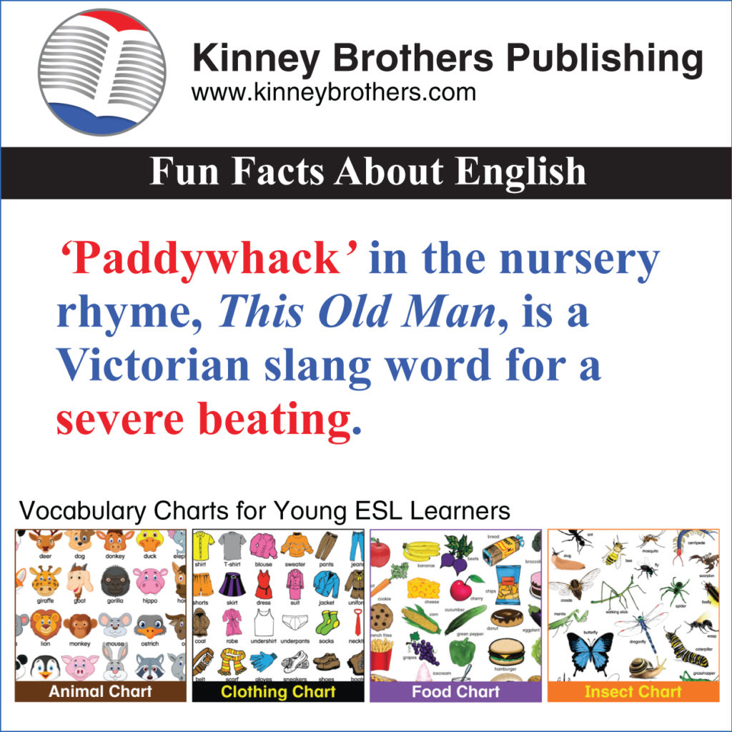 Kinney Brothers Publishing Fun Facts About English 38