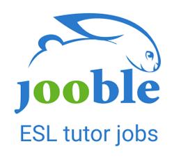 Jooble Ad ESL Tutor Jobs